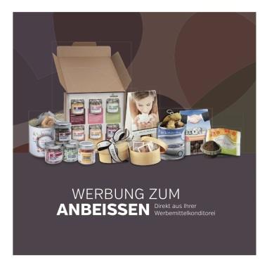 Katalog Werbung zum Anbeissen