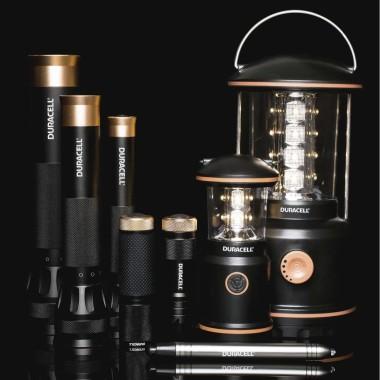 Katalog Duracell Flashlights