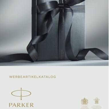 Katalog PARKER Werbeartikel